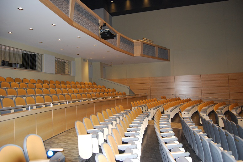 Life Sciences Building Auditorium