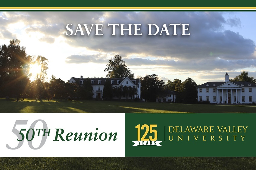 Class of 1970 Save the Date